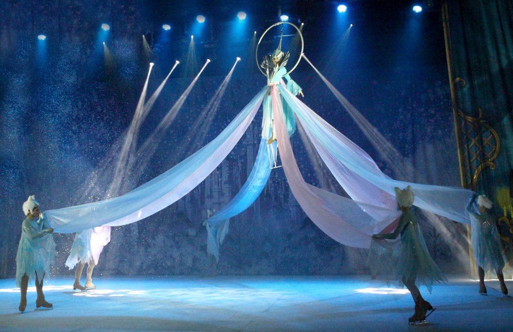 Orosz Cirkusz a Jégen!,
